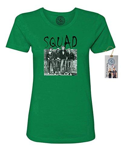 Golden Girls Squad Gang TV Show Womens Short Sleeve Shirt Green 2XL