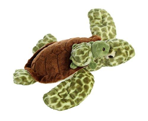 - Aurora World Destination Nation Mama and Baby Plush Sea Turtle