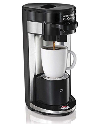 Hamilton Beach FlexBrew Single-Serve Coffee Maker (Hamilton Beach Flexbrew Parts compare prices)