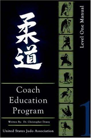 United States Judo Association Coach Education Program Level 1 ebook