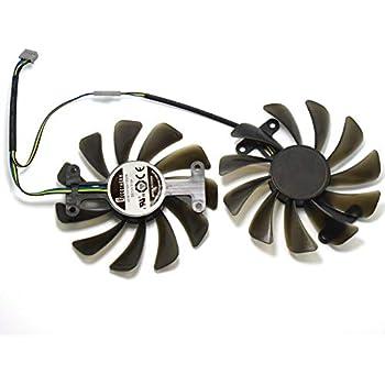 Amazon.com: InRobert DIY Graphic Card Cooler Fan para ZOTAC ...