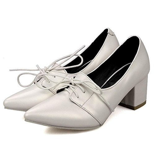 Pointu Beige Escarpins RAZAMAZA Femmes Chaussures Bout ESwFpqF