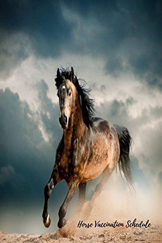 Download Horse Vaccination Schedule: Pet Log pdf epub