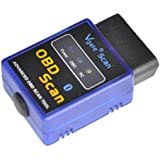 Vgate Scan Tool Scanner OBDII OBD2 Bluetooth pour couple application Android