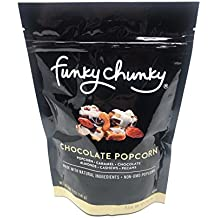 FunkyChunky 9650 Chocolate Popcorn Large Bag