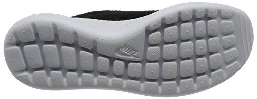 Nike Mens Roshe Due Flyknit V2 Scarpa Da Corsa Nero / Antracite-nero-bianco