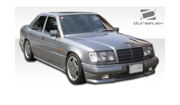 07be91518fd 1986-1995 Mercedes Benz E-Class W124 Duraflex AMG Style Kit - Includes AMG  Style Front Bumper (105060), AMG Style Rear Bumper (105063), and AMG Style  ...
