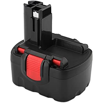 2 pack bosch 14 4v battery replacement compatible with bosch 32614 bat040 33614 bat140 psr. Black Bedroom Furniture Sets. Home Design Ideas