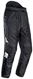 Tourmaster Womens Sentinel Rain Pants Black Large-Plus L-Plus