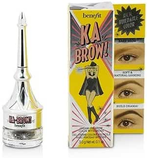 Benefit Ka Brow Cream Gel Brow Color With Brush - # 4 (Medium) 3g/0.1oz