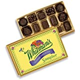 Whitman's Sampler Dark Chocolates, 12 oz. Box