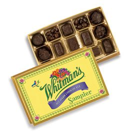 Whitman's Sampler Dark Chocolates, 12 oz. ()