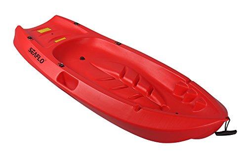 Seaflo kids sit on top recreational kayak fishing kayaks for Sit on top fishing kayaks