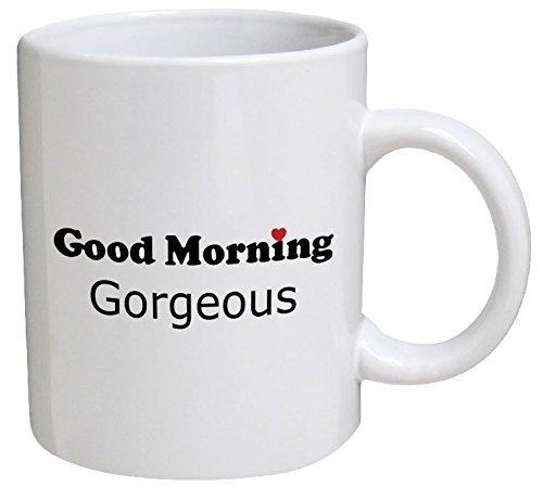 Funny Mug gorgeous Girlfriend Inspirational product image