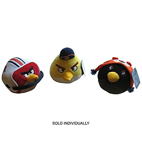 Amazon.com : Simon Sez Auburn Tigers Angry Birds - Yellow ...