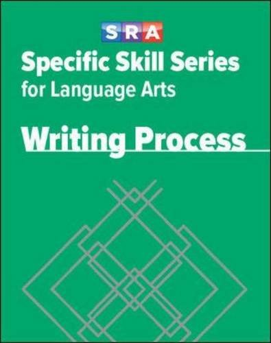 Specific Skill Series for Language Arts - Writing Process Book - Level D