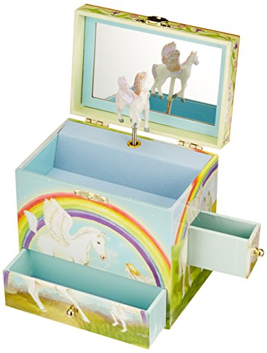 Enchantmints Pegasus Music Jewelry Box