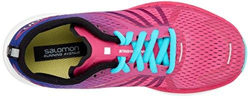 Web Zapatillas W Curac Sonic Pro Trail Pink Running Blue Ra 000 Yarrow de Rosa para Salomon Mujer Surf The wnZTIq1xT
