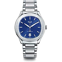 Piaget Polo S Automatic Blue Dial Mens Watch G0A41002