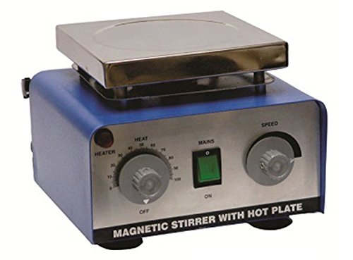 Top Quality Heavy Duty 110 V Magnetic Stirrer Hot Plate 2000ml DHL Express Shipping New ()