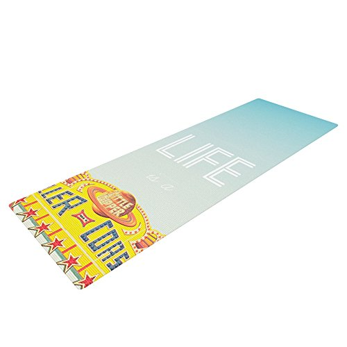 kess-inhouse-libertad-leal-yoga-exercise-mat-life-is-a-rollercoaster-72-x-24-inch