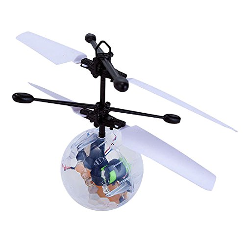 Flying Toys For Boys : Lisopo kid rc toys flying ball infrared induction