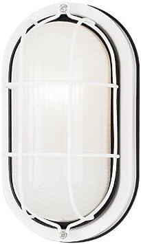 Westinghouse  Matte  White  Switch  Incandescent  Light Fixture