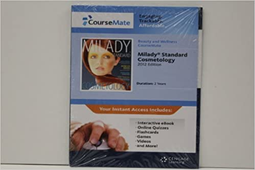 Milady standard cosmetology 2012 edition access code e book milady standard cosmetology 2012 edition access code e book 9781133281566 amazon books fandeluxe Images