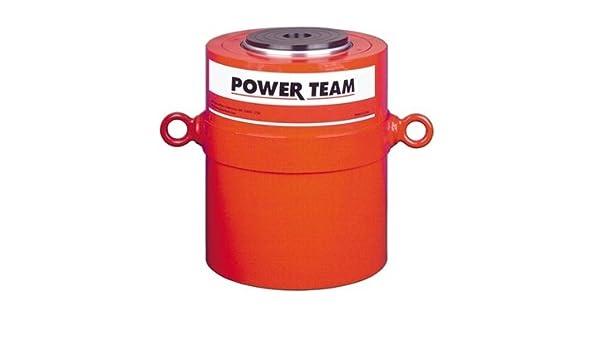 100 Ton Capacity SPX Power Team R10010D Double Acting Cylinders 10 Stroke 10 Stroke SPX Power Team Corporation