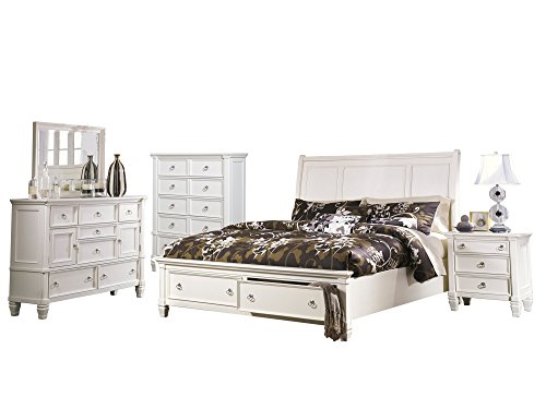 Contemporary Style Chest Of Drawers