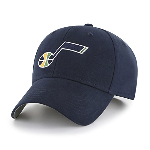 fan products of NBA Utah Jazz Toddler Cinch OTS All-Star Adjustable Hat, Navy, Toddler