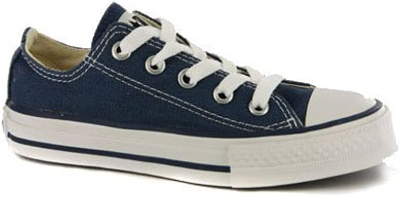 Star Chuck Taylor Navy Low Sneakers | Shoes
