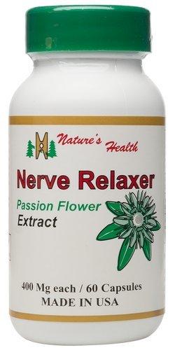 Valerian Sedative Capsules Natures Health product image