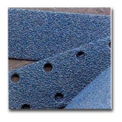 Norton 23610 Psa Long Blue Longboard Sandpaper, 2.75