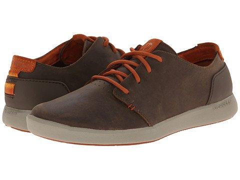 (メレル) MERRELL メンズランニングシューズスニーカー靴 Freewheel Lace [並行輸入品] B06XK1TTW4 30.0 cm Dark Earth