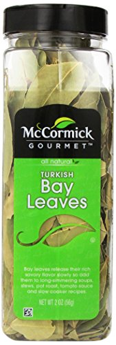 McCormick Gourmet Bay Leaves-2 oz
