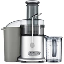 Breville RM-JE98XL Juice Fountain Plus 850-Watt Juice Extractor