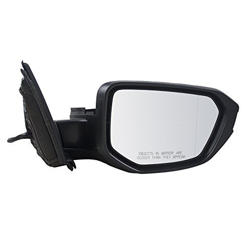 Passengers Power Side View Mirror Replacement for Honda Civic 76208-TBA-A02ZA AutoAndArt Civic Power Side View Mirror