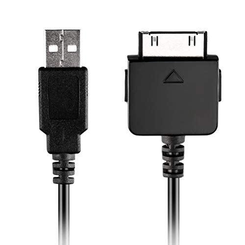 CEXO ZUNE Charger Cable USB Sync Data Transfer Power Charging Cord for Microsoft ZUNE 80 ZUNE 120 ZUNE 4 ZUNE 8 ZUNE 16 ZUNE 30GB 4GB 8GB 80GB 120GB ZUNE HD 16GB 32GB 64GB 5 Feet