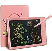 KOKODI LCD Writing Tablet, 10 Inch Toddler Doodle Board Drawing Tablet, Erasable Reusable Electronic Drawing P