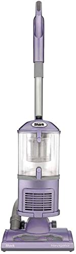 Shark Navigator Upright Vacuum for Carpet and Hard Floor with Lift-Away Handheld HEPA Filter, and Anti-Allergy Seal NV352 , Lavender