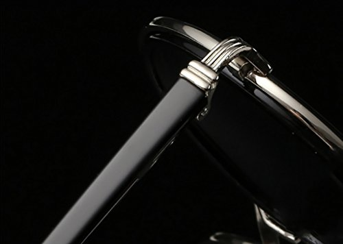 Unisex 5 Frame polarizadas Retro Round Gafas Sol Yxsd de Sun Color Classic 8 Glasses Metal tqIwx68