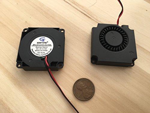 40 mm centrifugal fan - 4