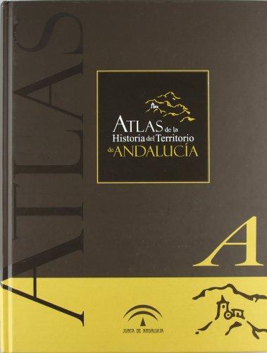 Descargar Libro Atlas Historia Territorio Andalucía