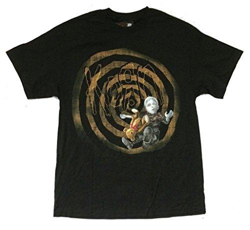 Korn Vertigo Child See You On The Other Side Black T Shirt (M) (Printed Korn T-shirts)