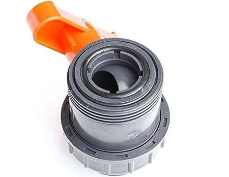 IrrigationKing RKBV15O Double Union PVC Ball Valve Slip//Weld 1-1//2