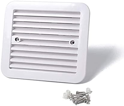 JICHUI Nevera Salida de ventilación del Ventilador con Remolque ...