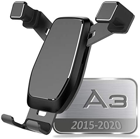 AYADA Phone Holder Compatible with Audi A3 8V,...
