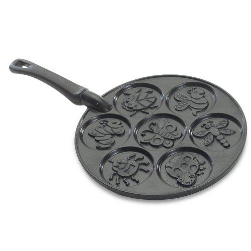 Bug Pancake Pan (Nordic Ware Bug Pancake Pan)