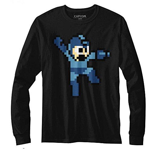 Man shirt Pour Classics American Longues Homme Tee Jumpman Mega Manches 6aqUIxnO